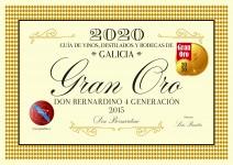 DON BERNARDINO ( Premio Gia de vinos 2020 )